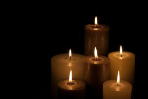 dark candles